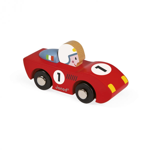 Story Racing Speed Car by Janod