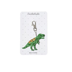 T-Rex Bag Charm by Rockahula