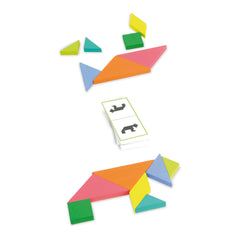 Wooden Tangram Set by Vilac - Little Citizens Boutique  - 3