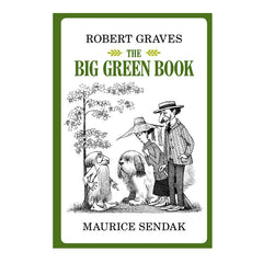 The Big Green Book Childrens Book by Robert Graves and Illustrated by Maurice Sendak