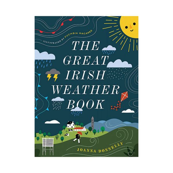 The Great Irish Weather Book By Joanna Donnelly