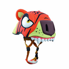 Tiger Bike, Scooter or Skateboarding Helmet by Crazy Safety - Little Citizens Boutique  - 1