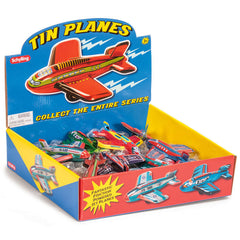 Tin Friction Planes by Tobar - Little Citizens Boutique  - 5