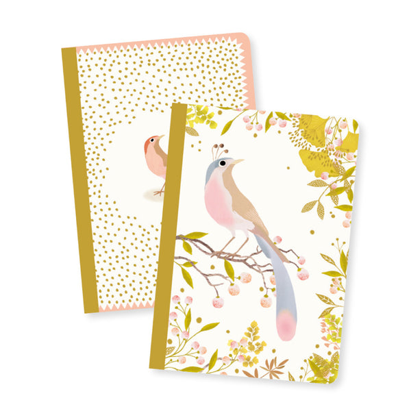 Tinou 2 Small Notebooks