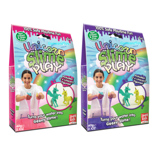 Unicorn Slime Play by Zimpli Kids