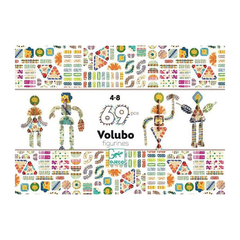 Volubo Characters by Djeco