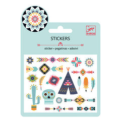 Western Style Stickers by Djeco - Little Citizens Boutique  - 1