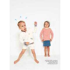 Zippon Cardigan - Little Citizens Boutique  - 1