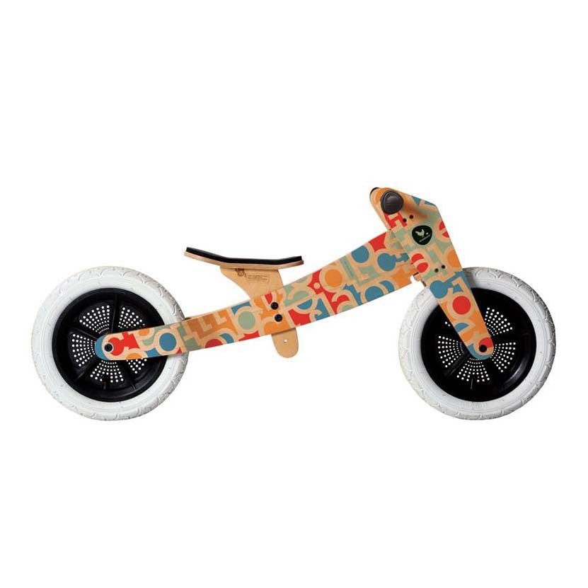 Balance Bike for 1-5 year olds - Alphabet Limited Edition - Little Citizens Boutique  - 1