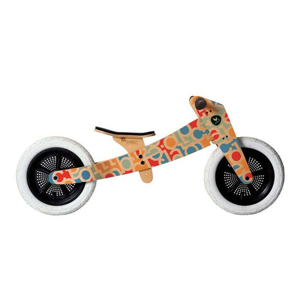 Balance Bike for 1-5 year olds - Alphabet Limited Edition
