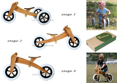 Balance Bike for 1-5 year olds - Alphabet Limited Edition - Little Citizens Boutique  - 2
