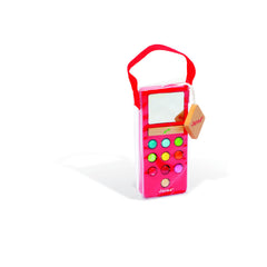 Wooden Mobile Cell Phone Toy by Janod - Little Citizens Boutique  - 2