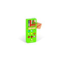Wooden Mobile Cell Phone Toy by Janod - Little Citizens Boutique  - 4