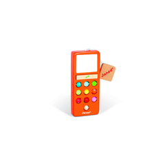 Wooden Mobile Cell Phone Toy by Janod - Little Citizens Boutique  - 5