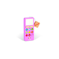 Wooden Mobile Cell Phone Toy by Janod - Little Citizens Boutique  - 7
