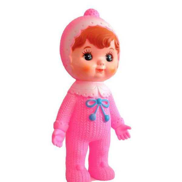 Woodland Doll - Bright Pink