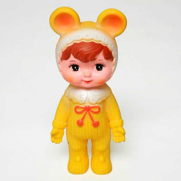Woodland Doll - Yellow