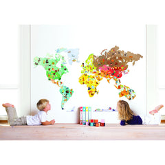 World Magnetic Map - Janod - Little Citizens Boutique  - 1