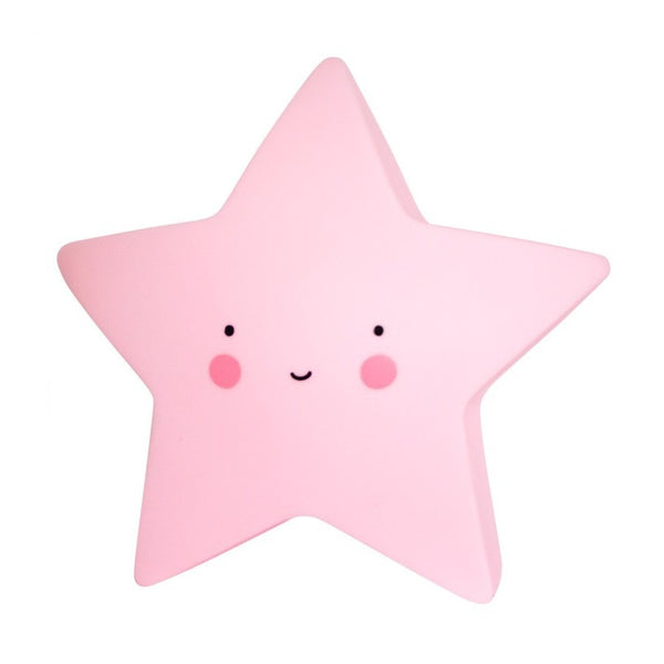 Pink Mini Star by A Little Lovely Company