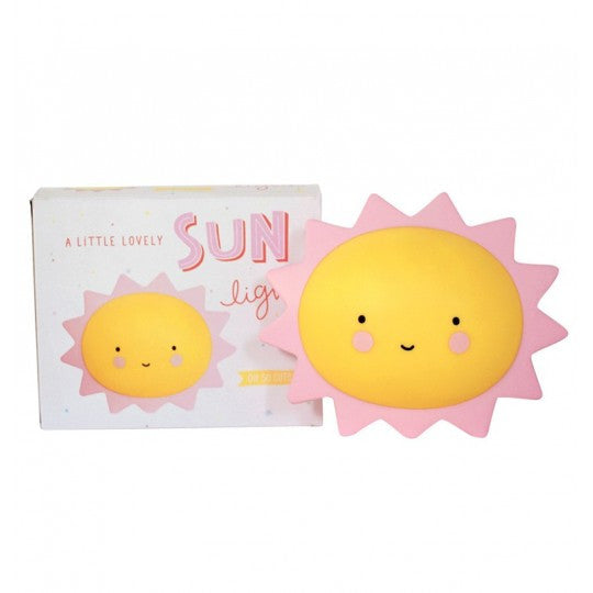 Mini Sun Lamp by A Little Lovely Company