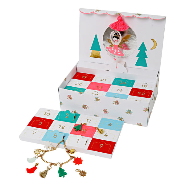 Charm Bracelet Advent Calendar by Meri Meri