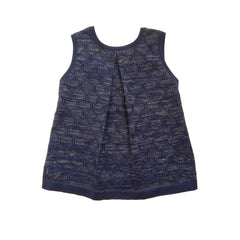 Alma Marine Top - Little Citizens Boutique  - 2