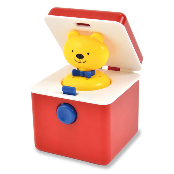 Ted in a Box by Ambi