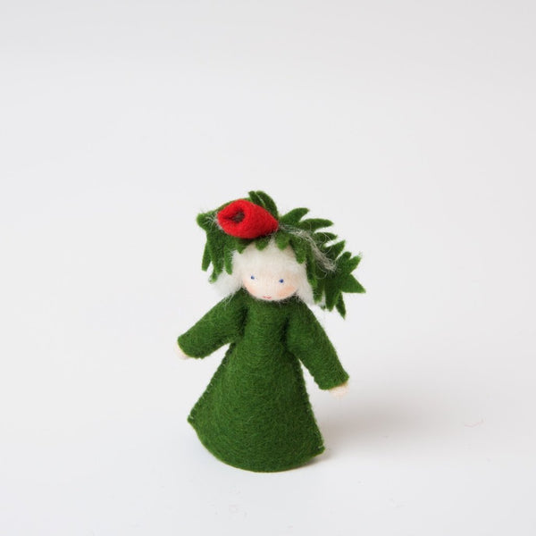 Green Fern Doll by Ambrosius