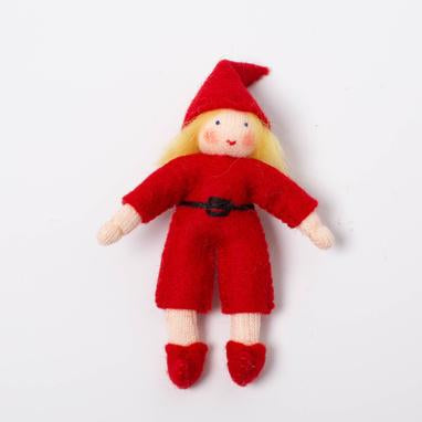 Christmas Elf Doll by Ambrosius