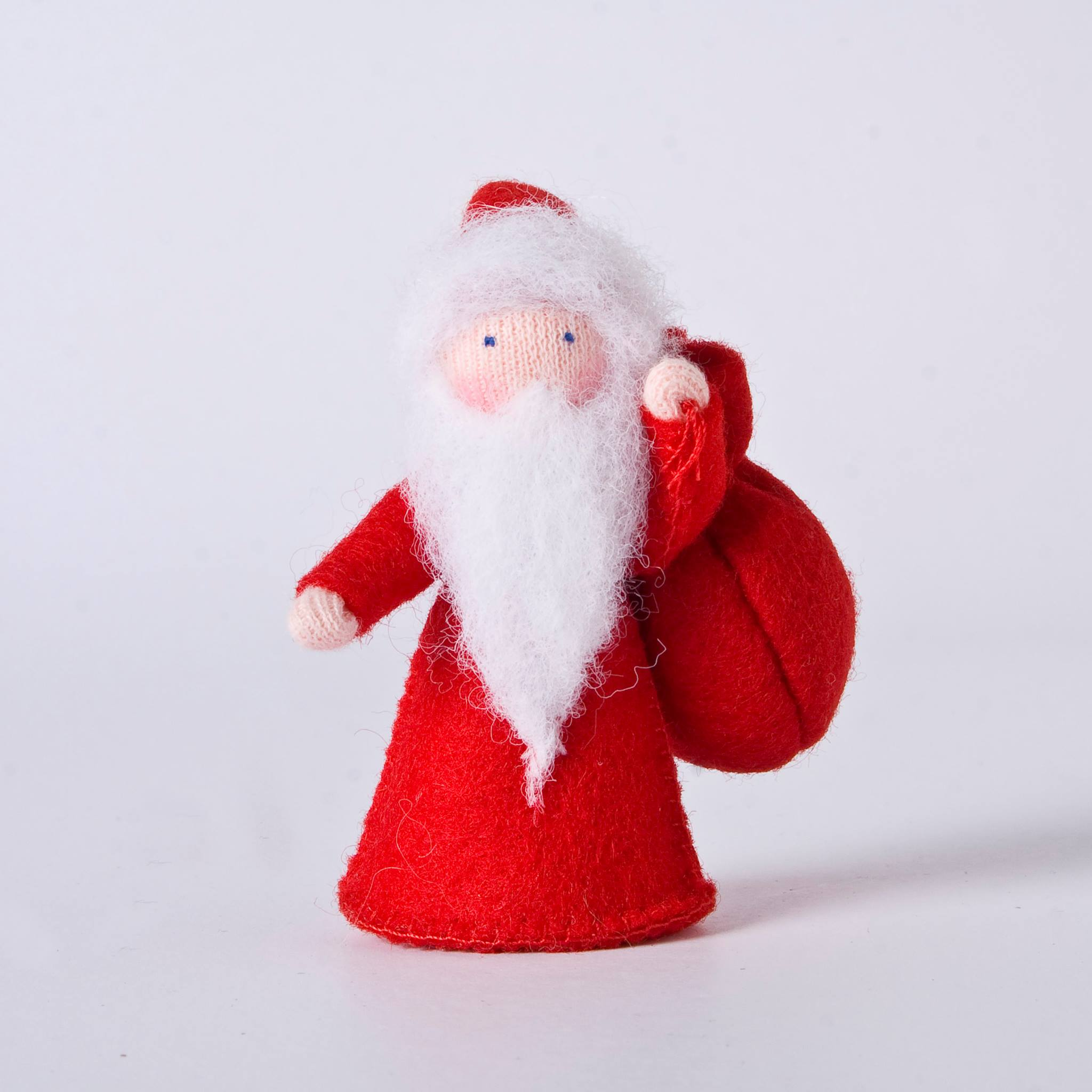 Christmas Santa Doll by Ambrosius
