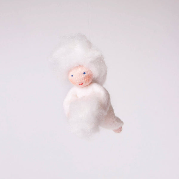 Snowflake Doll by Ambrosius