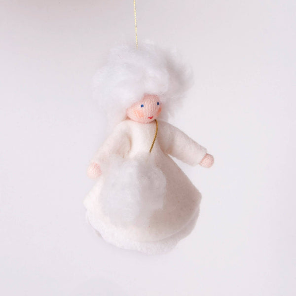 Snowflake Dress Doll by Ambrosius