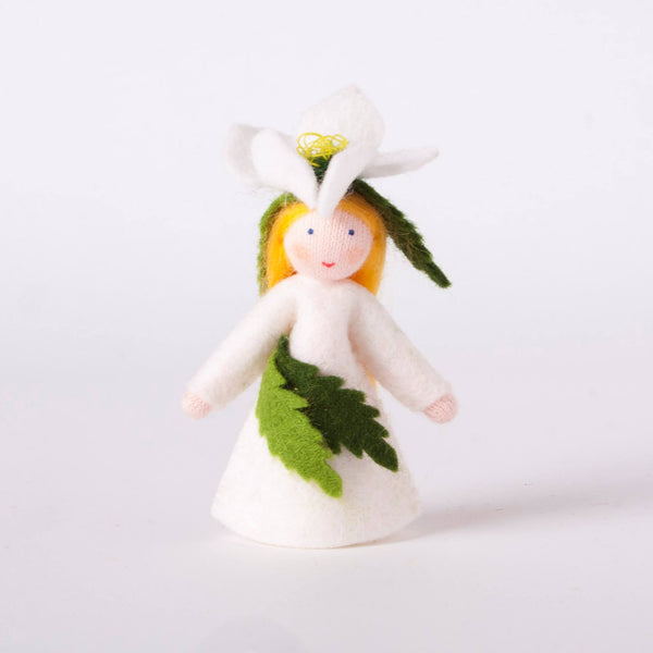 White Fern Doll by Ambrosius