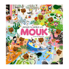 Around the World with Mouk by Marc Boutavant - Little Citizens Boutique  - 1