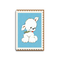 Doggie Card by Mabel Lucie Attwell