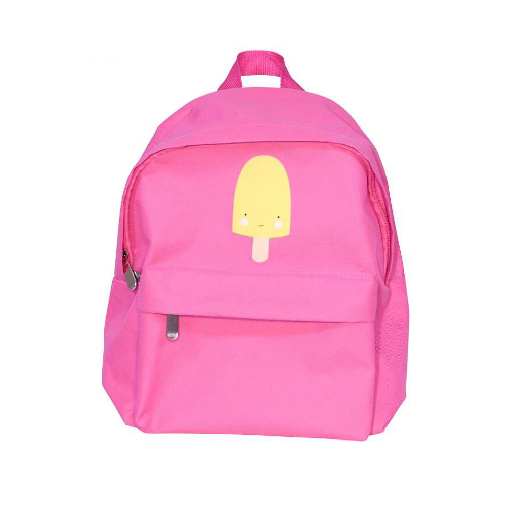 Backpack Pink Ice Cream - Little Lovely Company - Little Citizens Boutique  - 1