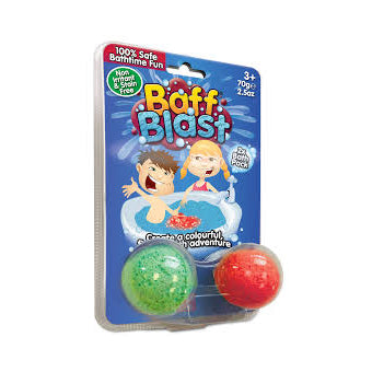Baff Blast Bath Bomb by Zimpli Kids