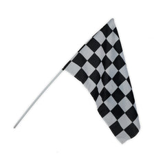 Race Checkered Flag by Baghera
