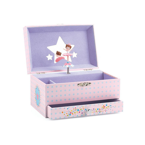 Ballerina Jewellery Music Box by Djeco