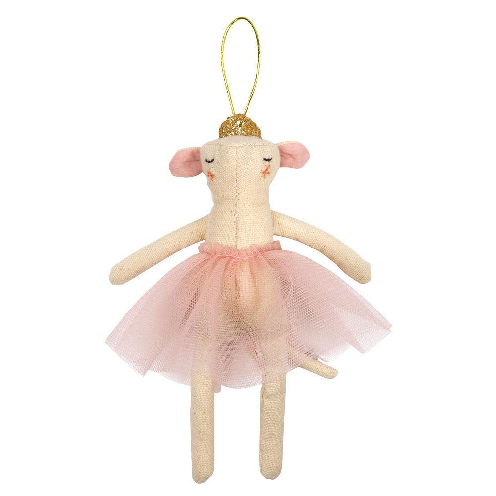 Fairy Ballerina Mouse Decoration by Meri Meri