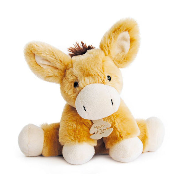 Beige Horse Soft Toy