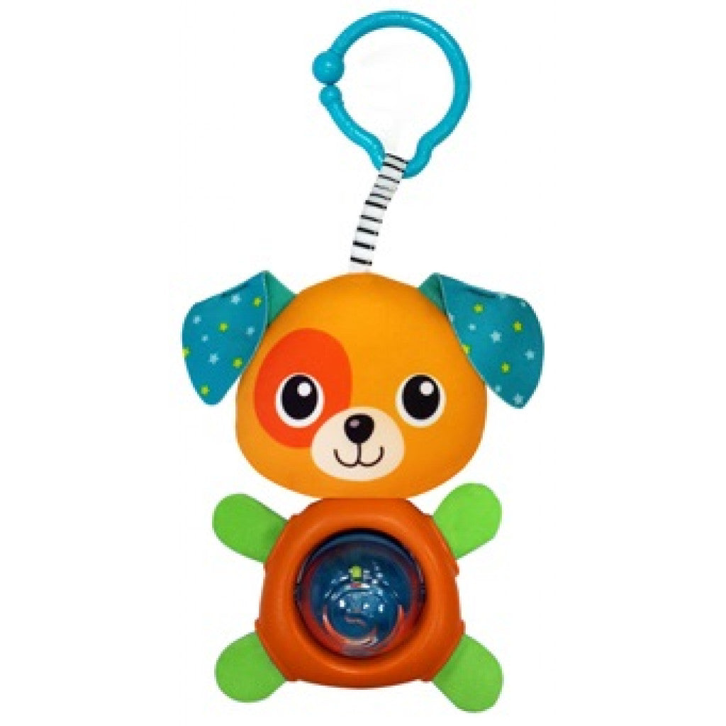 Puppy Ring Rattle by Tiny Love