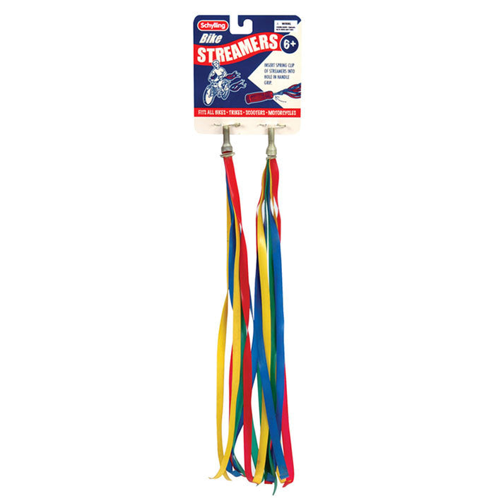 Colourful Bike Streamers by Tobar - Little Citizens Boutique