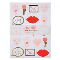 Blissful Sticker Sheets by Meri Meri