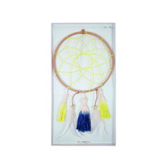 Blue Dreamcatcher Mobile from Meri Meri