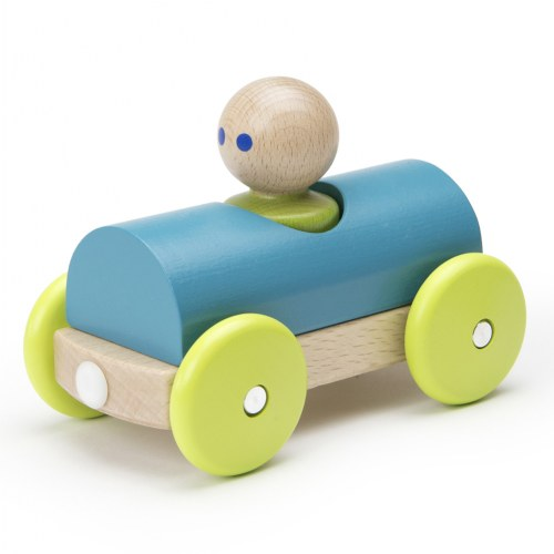 Tegu Magnetic Racer in Blue