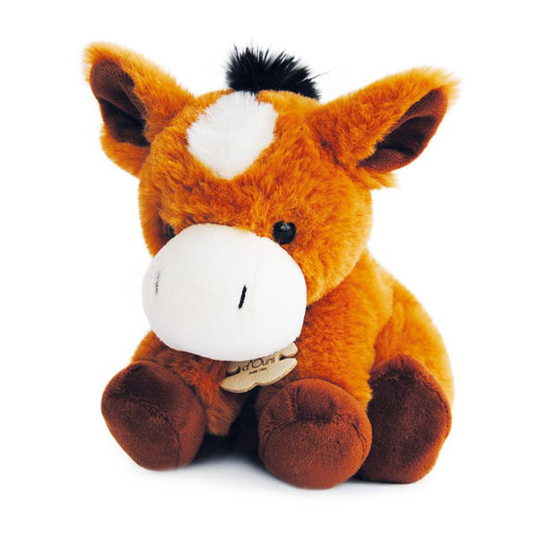 Brown Horse Soft Toy