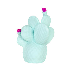 Cactus Lamp by Goodnight Light in Mint Green with Pink Flowers - Little Citizens Boutique  - 1