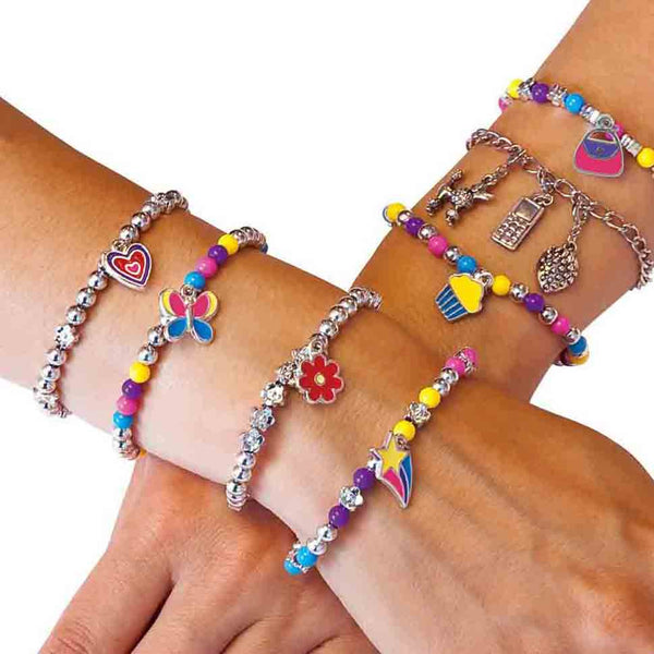 Charm Bracelets Kit by Galt