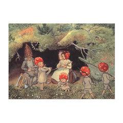 Children of the Forest by Elsa Beskow Illustrated Book